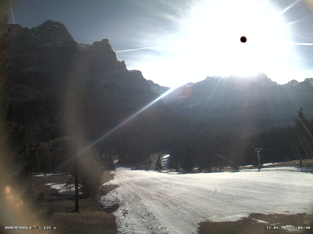 Webcam <br><span> san cassiano/armentarola</span>